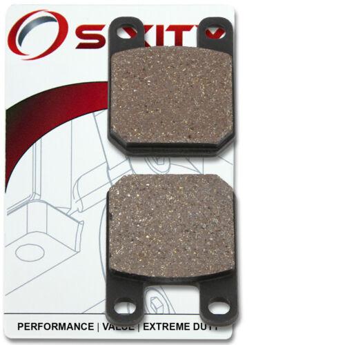 Rear Ceramic Brake Pads 2008 UM United Motors SMF 200 Set Full Kit  Complete oq