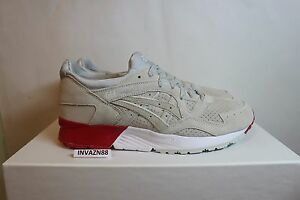 pretty nice 9402f f58be Details about ASICS GEL LYTE 5 V x CONCEPTS 8 BALL H40FK 9998 OFF WHITE RED  SIZE 9