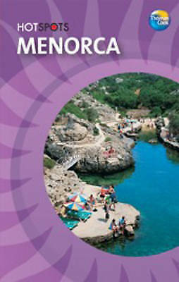 """AS NEW"" Thomas Cook, Menorca (HotSpots), Paperback Book"
