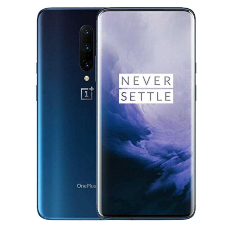 OnePlus 7 Pro - 256GB - 12GB RAM - Nebula Blue (Unlocked) - Smartphone