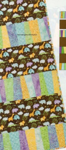 Baby Strings Quilt Pattern Pieced TM