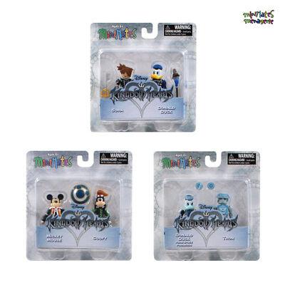 Kingdom Hearts Minimates Series 1 Complete Set