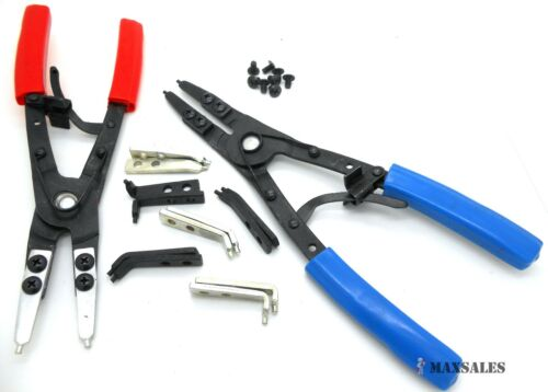 "New 10-1//2/"" Snap Ring CIRCLIP Remover Installer Retaining O Ring Pliers"