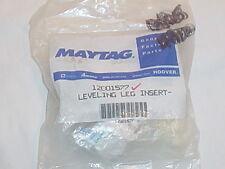 New Maytag Washing Machine Leveling Leg Kit 12001577
