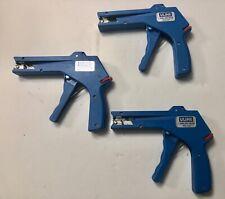 Uline H241 Cable Tie Gun Lot Of 3 Guns