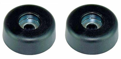Pieds en caoutchouc pour haut-parleur armoires Flight Cases Amplificateur Avec Rondelle SC1015 Petit