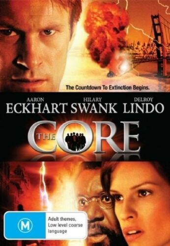 1 of 1 - The Core (DVD, 2004) R4 PAL NEW FREE POST