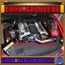 CF RED 04 05 06//2004-2006 PONTIAC GTO G T O 5.7 5.7L//6.0 6.0L V8 AIR INTAKE S