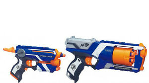 NERF-FIRESTRIKE-OR-STRONGARM-CHOOSE-FOAM-DART-FIRING-GUN-BRAND-NEW