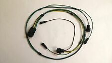 1967 Chevy Pick Up Truck Stepside Rear Body Light Wiring Harness Frame to Lights