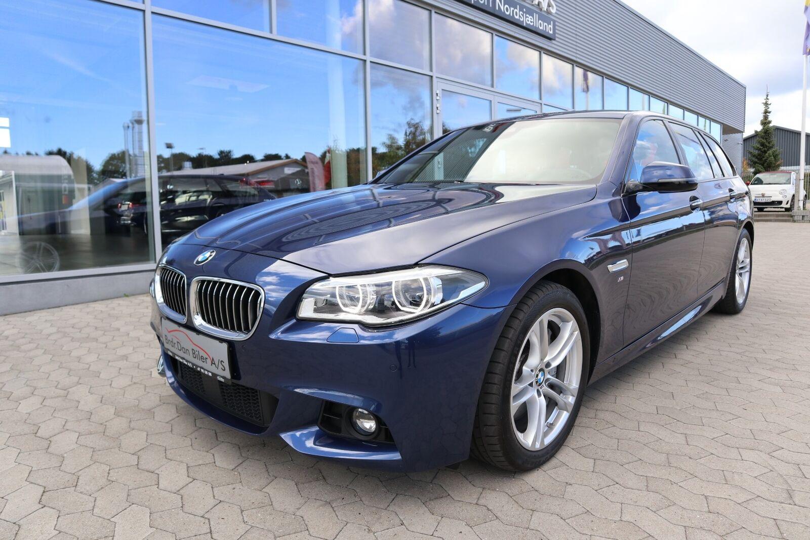 BMW 530d 3,0 Touring M-Sport xDrive aut. 5d - 525.800 kr.