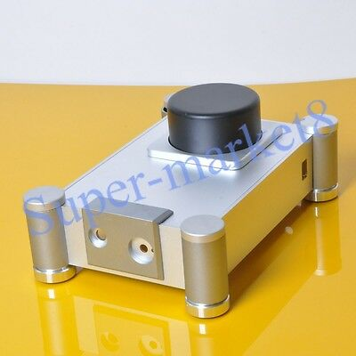 202x80x282 Aluminium Power DAC Chassis Headphone Pr-Amplifier Enclosure Case DIY