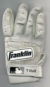 Chicago White Sox TOBY HALL (c. 2008) Used Batting Glove