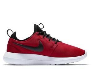 bnib Nike Eur Two Taille Femmes Roshe Uk 38 5 Rouge 4 Baskets En p6n7qA