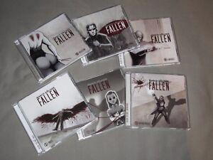 FALLEN-Hoerspiel-Set-komplett-Imaga-Tonpool-6x-Fallen-Hoerspiel-gesamte-Serie
