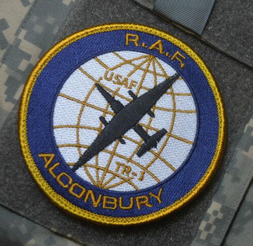U-2 DRAGON LADY HIGH ALTITUDE SPY PLANE USAF TR-1 RAF ALCONBURY νeΙ©®⚙ INSIGNIA