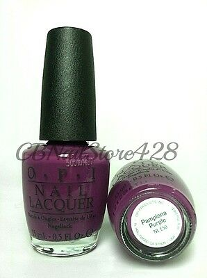 OPI Nail Lacquer  -Classic Collection 0.5oz/15ml - Choose your favorite color