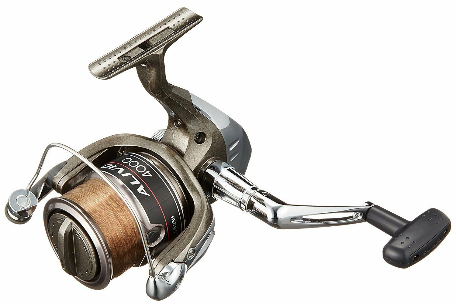 Shimano Shimano Shimano Alivio 4000 No. 4 With Forth Japanese Fishing Reel F/S 29b02b