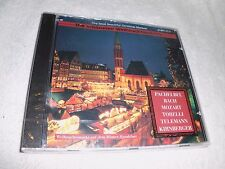 Berühmte Weihnachtsmärkte - PACHELBEL/BACH/MOZART  CD OVP