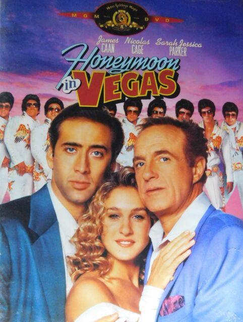 HONEYMOON In VEGAS(1992)James Caan Nicolas Cage Bruno Mars