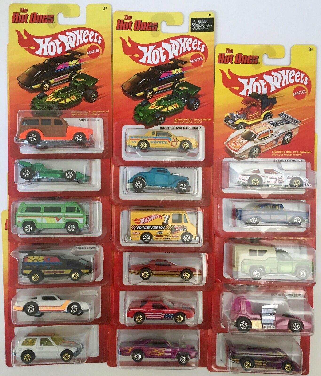 merce di alta qualità e servizio conveniente e onesto Caliente Ruedas The Caliente Ones Ones Ones Collection 17 autos   liquidazione fino al 70%
