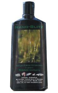Nano-Blitz-500ml-Reinigen-Polieren-Konservieren-Reiniger-Putzmittel-Autopolitur