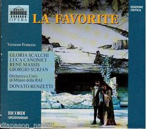 Donizetti-La-Favorita-Renzetti-Canonici-Scalchi-Massis-CD