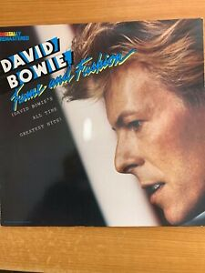 David Bowie - Fame & Fashion // LP - 1. German-Pressing 1984 - TOP condition