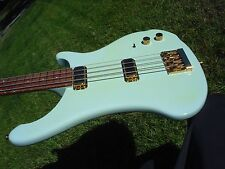 2005 Rickenbacker 4004 Cii Cheyenne Blue Boy Bass Guitar 4001 4003