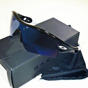 4eb75ace18 Oakley Radar Path Sunglasses - Polished Black Frame Ice Iridium Lens ...