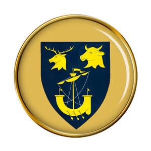 Inverness-Shire-Ecosse-Broche-Badge
