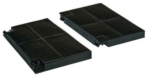 2 X Charbon Filtres à charbon pour Electrolux EFG pour Hotte de cuisinière EFF70 Vent Filtre