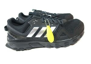 4f2aa0a50f662 MEN S ADIDAS CG3982 ROCKADIA TRAIL RUNNING SHOES BLACK SILVER CARBON ...