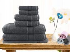 7 or 14 Piece Cotton Bath Towel Pack cotton Bath,hand towel,face washer,bath mat