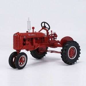 ERTL-Farmall-B-Tractor-Model-1-16-scale-Red-Diecast-Agricultural-Vehicle-Toy