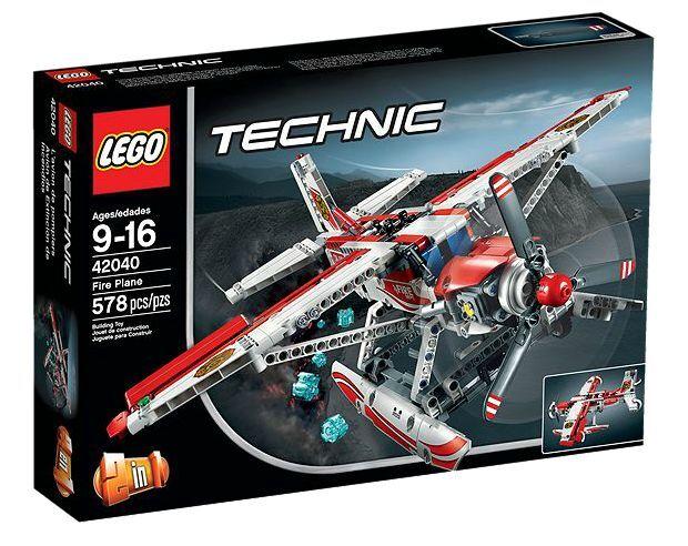 LEGO ®  Technic 42040 löschflugzeug NUOVO OVP _ Fire Plane nuovo MISB NRFB  vendita scontata online di factory outlet