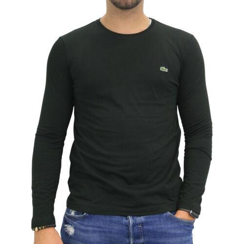 Langarm Longsleeve Langarmshirt T Herren Shirt Pullover Lacoste shirt aEYqwEp