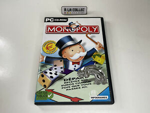 Monopoly - Jeu PC (FR) - Complet