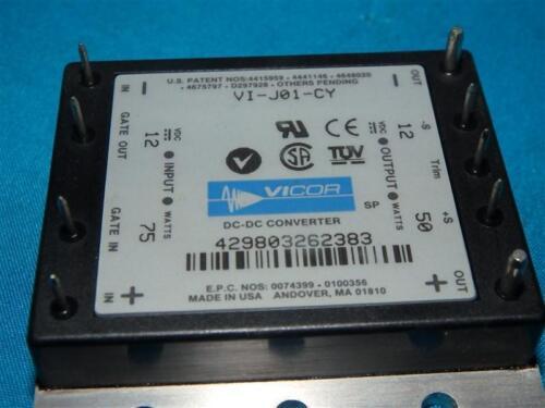 Vicor VI-J01-CY DC-DC Converter