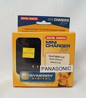 Synergy Digital Battery Charger For Panasonic S008 Batteries