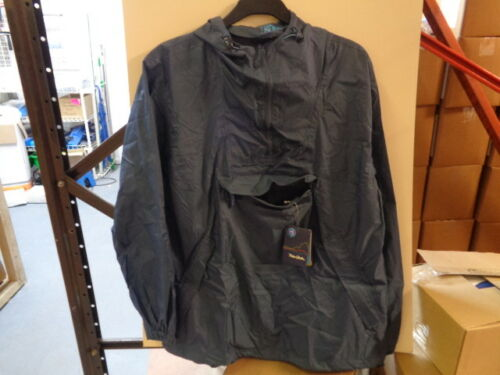 Peter Storm Kag-In-A-Bag Packable Hooded Cagoule Size SMALL /& MEDIUM