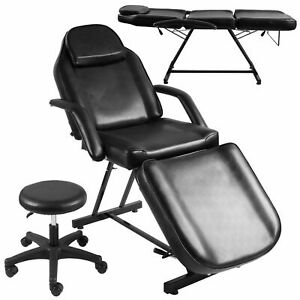 Terrific Adjustable Massage Bed Chair Beauty Equipment Spa Tattoo Salon Hydraulic Stool Pabps2019 Chair Design Images Pabps2019Com