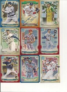 2020 GYPSY QUEEN SEE SCAN RED TOMMY EDMAN CARDINALS ONLY ONE ON EBAY