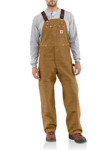 How to Choose the Right Size of Carhartt Bib Overalls