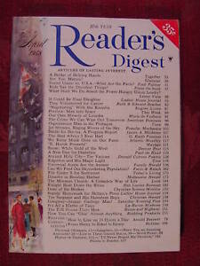 Readers-Digest-April-1958-Vatican-Alfred-Hitchcock-James-Michener-Burma-Lourdes