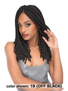 Details about Janet Collection Nala Tress 2x Senegal Curly Finish Crochet  Braid 14 inches