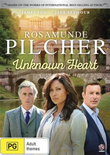 1 of 1 - Rosamunde Pilcher - Unknown Heart (DVD, 2015) (D166)