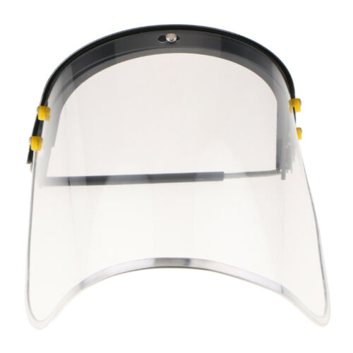 Bionic Face Shield Helmet Mask Clear Visor Protective Cover Safety Grinding