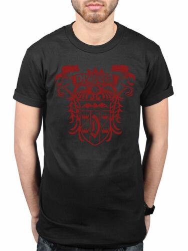 Official Plan 9 Dracula Crest New Unisex T-Shirt Merch Fans Vintage Mens Black