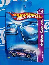 Hot Wheels 2007 Hot Wheels Racing Series #080 Datsun 240Z Blue w/ Y5s